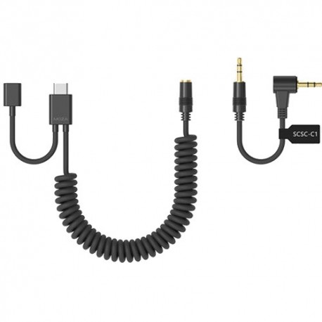 Video stabilizatoru aksesuāri - Moza Slypod Canon Shuttering Cable SPDC1 - быстрый заказ от производителя