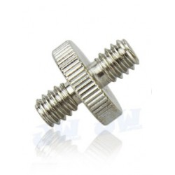 "JJC GM1414 1/4"" Male to 1/4"" Male adapteris"