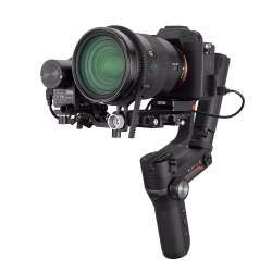 Video stabilizers - ZHIYUN WEEBILL S upgraded gimbal WEEBILL-S - buy today in store and with delivery