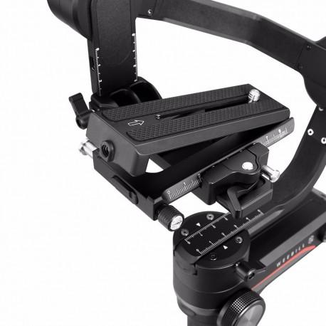 Stabilizatori - ZHIYUN WEEBILL S upgraded gimbal WEEBILL-S - ātri pasūtīt no ražotāja