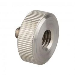 Skrūve 1/4-20, vītne 3/8 RS-18 length 18mm diameter 25mm shaft 10mm - купить сегодня в магазине и с доставкой