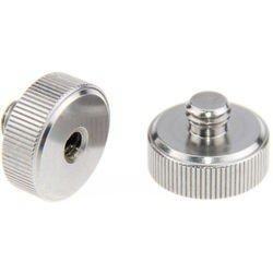 Skrūve/adapteris 1/4 skrūve, 1/4 skrūve DRS-19 length 18mm diameter 25mm shaft 10mm - perc šodien veikalā un ar piegādi