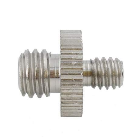 Statīvu aksesuāri - Screw 3/8-16 Screw 1/4-20 DRS-21 length 20mm width 25mm - perc šodien veikalā un ar piegādi