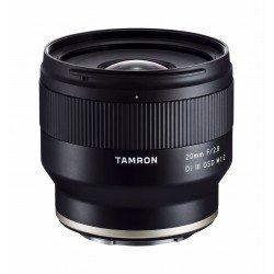 Objektīvi - TAMRON 20mm f/2.8 Di III OSD M1:2 Sony FE - perc šodien veikalā un ar piegādi