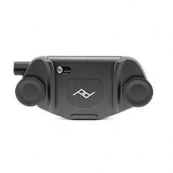 Жилеты ремни пояса разгрузочные - Peak Design крепеж для камеры Capture Clip V3, черный CC-BK-3 - купить сегодня в магазине и с доставкой
