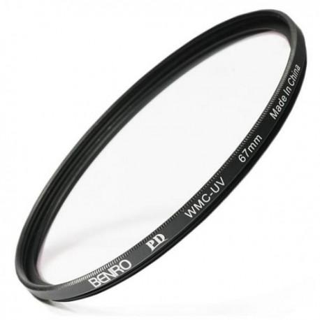 Objektīvu filtri - Benro SHD UV ULCA WMC 58mm filtrs - perc šodien veikalā un ar piegādi
