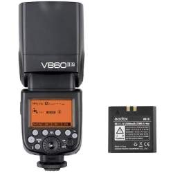 Zibspuldzes - Godox Ving flash V860II for Nikon - perc šodien veikalā un ar piegādi