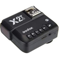 Radio palaidēji - Godox X2T-C TTL Wireless Flash Trigger for Canon - perc šodien veikalā un ar piegādi