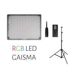 Видео освещение - Yongnuo LED Light YN-600 RGB - WB (3200 K - 5500 K) аренда