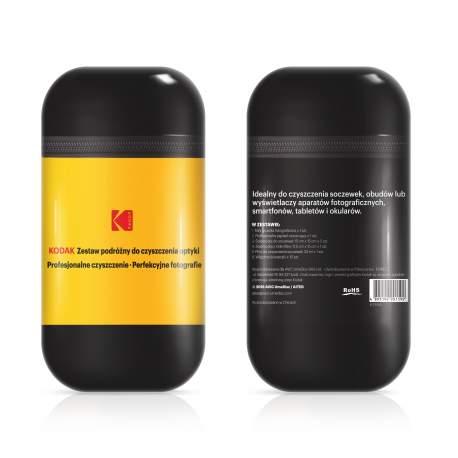 Foto kameras tīrīšana - Kodak Travel Cleaning Kit for Optics - perc šodien veikalā un ar piegādi