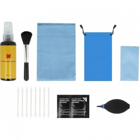 Foto kameras tīrīšana - Kodak tīrīšanas komplekts Professional Cleaning Kit KD2106 - perc šodien veikalā un ar piegādi