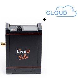Straumēšanai, Podkāstiem, Pāraidēm - LiveU Solo HDMI Including LiveU Solo Cloud - ātri pasūtīt no ražotāja