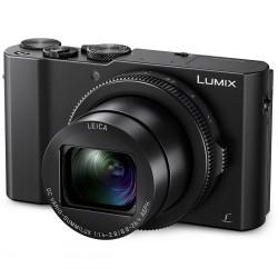 Kompaktkameras - Panasonic DMC-LX15EG-K Lumix Premium Small Digital Camera - ātri pasūtīt no ražotāja