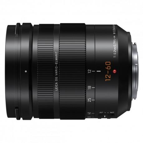 Objektīvi - Panasonic LEICA DG Vario-Elmarit 12-60mm F2.8-4.0 (H-ES12060E) - ātri pasūtīt no ražotāja