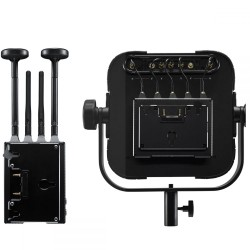 Bezvadu video pārraidītāji - Teradek Bolt 4K MAX Wireless TX/RX Deluxe Kit Gold Mount - ātri pasūtīt no ražotāja