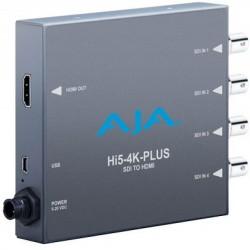 Converter Decoder Encoder - AJA Hi5-4K-Plus 4K/UHD-SDI to HDMI2.0 Converter - ātri pasūtīt no ražotāja