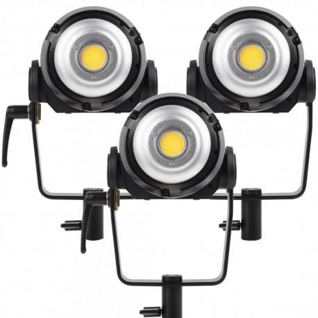 Video LED - Aputure LS C120D MKII 3 Light Kit - ātri pasūtīt no ražotāja