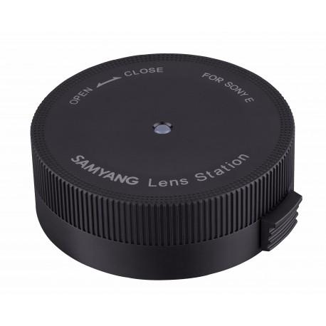 Objektīvi - Samyang Lens Station Nikon F lenses - быстрый заказ от производителя