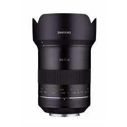 Objektīvi - Samyang XP 35mm F/1.2 Canon - ātri pasūtīt no ražotāja