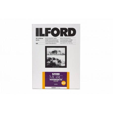 Фотобумага - harman ILFORD MULTIGRADE RC DELUXE SATIN 10x15cm 100 - купить сегодня в магазине и с доставкой