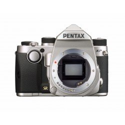 Photo DSLR Cameras - Ricoh/Pentax PENTAX KP BODY KIT SILVER - quick order from manufacturer