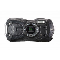 Compact cameras - Ricoh/Pentax RICOH WG-60 KIT Black - quick order from manufacturer