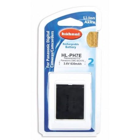 Kameru akumulatori - Hähnel Battery Panasonic HL-PH7 - ātri pasūtīt no ražotāja