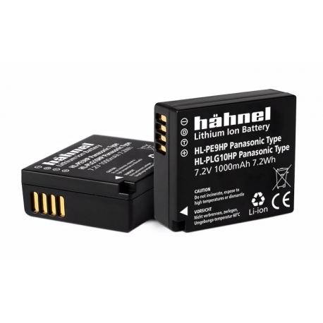 Camera Batteries - Hähnel BATTERY PANASONIC HL-PLG10HP - quick order from manufacturer