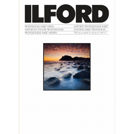 Photo paper - Ilford Studio Matt A3 50 Sheets - quick order from manufacturer