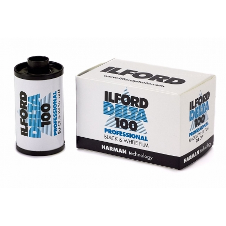 Фото плёнки - Ilford Film 100 Delta Ilford Film 100 Delta 135-30,5 m - быстрый заказ от производителя