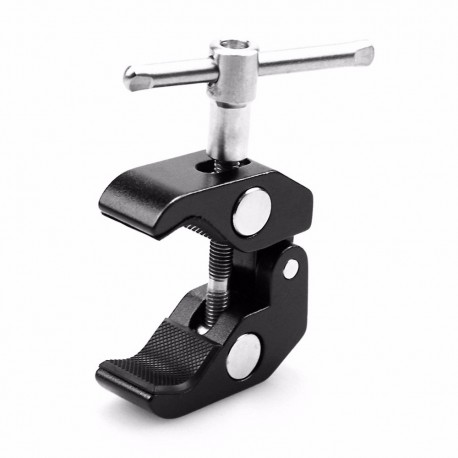 """Accessories for rigs - SmallRig 735 SUPER CLAMP W/ 1/4"""" AND 3/8"""" THREAD - buy today in store and with delivery"""
