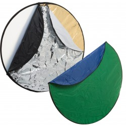 Foldable Reflectors - Bresser-BR-TR2 7-in-1 110cm reflector - buy today in store and with delivery
