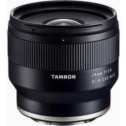 Objektīvi - TAMRON 24mm f/2.8 Di III OSD M1:2 Sony FE - perc šodien veikalā un ar piegādi