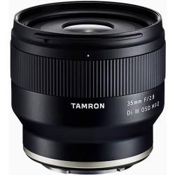 Objektīvi - TAMRON 35mm f/2.8 Di III OSD M1:2 Sony FE - perc šodien veikalā un ar piegādi