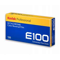 Photo films - KODAK EKTACHROME E100 120X5 daylight balanced colour positive film - buy today in store and with delivery