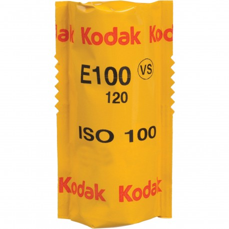 Foto filmiņas - KODAK EKTACHROME E100 120X5 daylight balanced colour positive film - perc šodien veikalā un ar piegādi