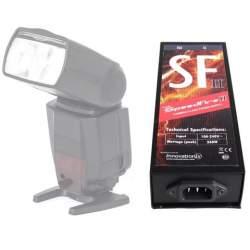Akumulatori zibspuldzēm - Innovatronix Tronix External Power Supply Speedfire II for Canon Speedlites - ātri pasūtīt no ražotāja