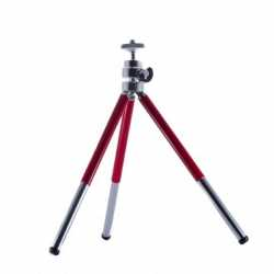 Mini foto statīvi - Mini galda statīvs sarkans 73-200mm Triggertrap 189012 - ātri pasūtīt no ražotāja