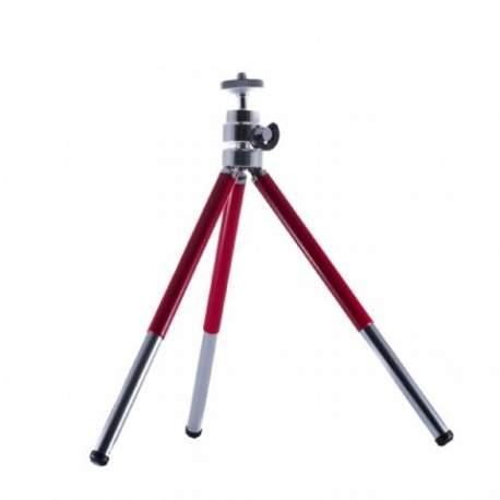 Мини штативы - Мини штатив настольный красный 73-200mm Triggertrap 189012 - быстрый заказ от производителя
