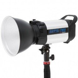 Studio Flashes - Falcon Eyes Studio Flash Satel One with extra Battery - quick order from manufacturer