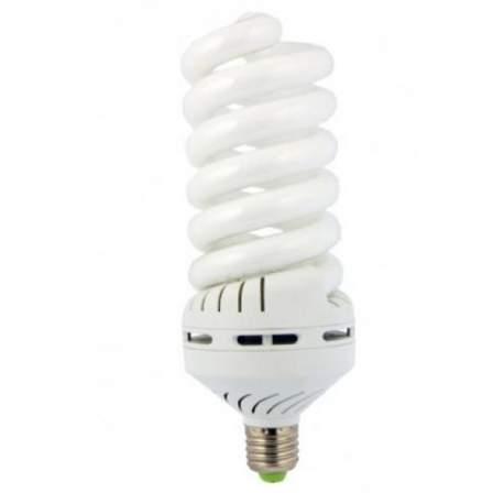 Studijas gaismu spuldzes - StudioKing Daylight Spiral Lamp E27 135W ML-135 - perc šodien veikalā un ar piegādi