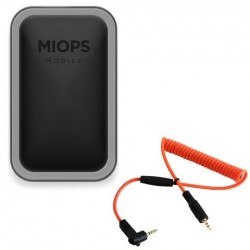 Kameras pultis - Miops Mobile Remote Trigger with Panasonic P1 Cable - ātri pasūtīt no ražotāja