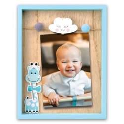 Dāvanas - Zep Photo Frame VG546B Ryan Blue 10x15 cm - ātri pasūtīt no ražotāja