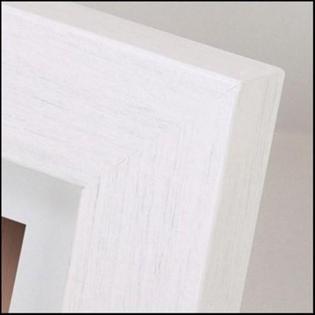 Dāvanas - Zep Photo Frame V21233 Nelson 3 White 20x30 cm - ātri pasūtīt no ražotāja