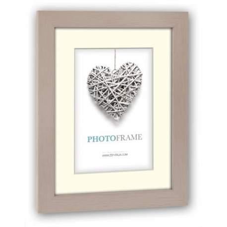 Фото подарки - Zep Photo Frame V32232 Regent 2 Taupe 15x20 / 20x30 cm - быстрый заказ от производителя