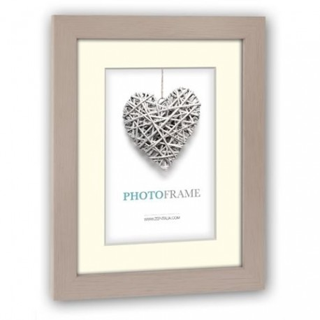Photography Gift - Zep Photo Frame V32342 Regent 2 Taupe 20x30 / 30x40 cm - quick order from manufacturer