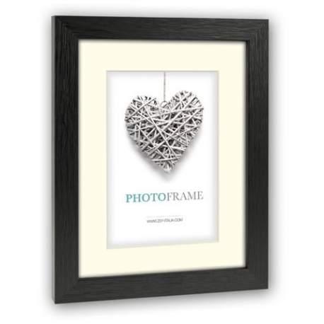 Dāvanas - Zep Photo Frame V32305 Regent 5 Black 20x20 / 30x30 cm - ātri pasūtīt no ražotāja
