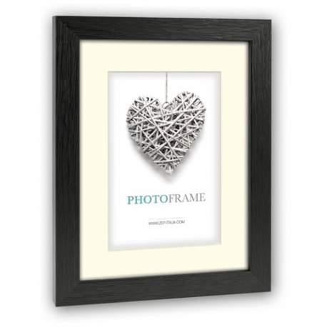 Dāvanas - Zep Photo Frame V32455 Regent 5 Black 30x40 / 40x50 cm - ātri pasūtīt no ražotāja