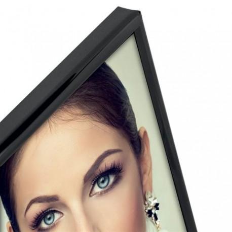Фото подарки - Zep Photo Frame BL015 Black Metal 13x18 cm - быстрый заказ от производителя
