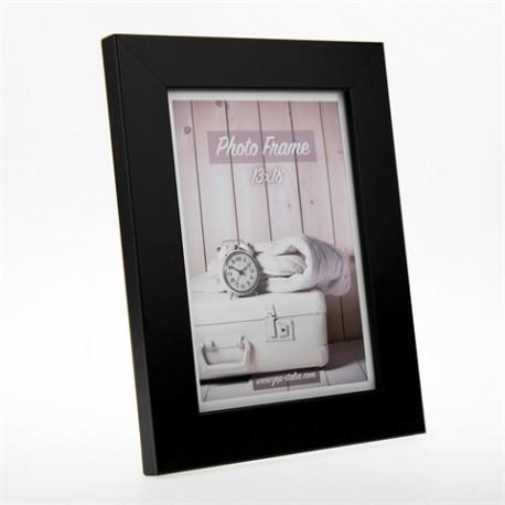 Фото подарки - Zep Photo Frame V21461 Nelson 1 Black 10x15 cm - быстрый заказ от производителя